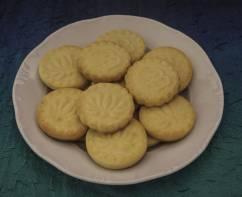 Sütipecsétes keksz