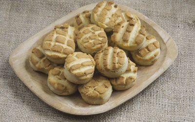 Krumplis-káposztás pogácsa kovászolással