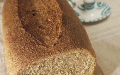 Teljes kiőrlésű kenyér királybúzából