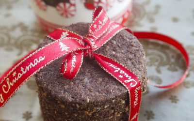 Teljes kiőrlésű zabos-mogyoróvajas keksz