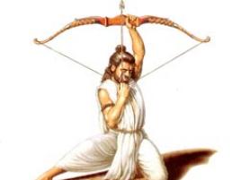 arjuna-shooting-a