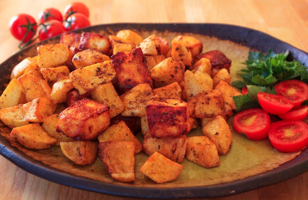 Brassói vegetáriánus módra