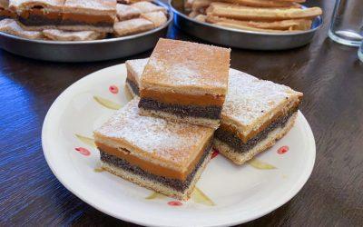 Sütőtökös-mákos pite