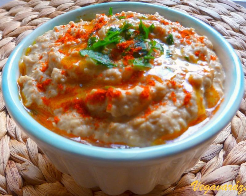 Közel-keleti klasszikus: a hummusz