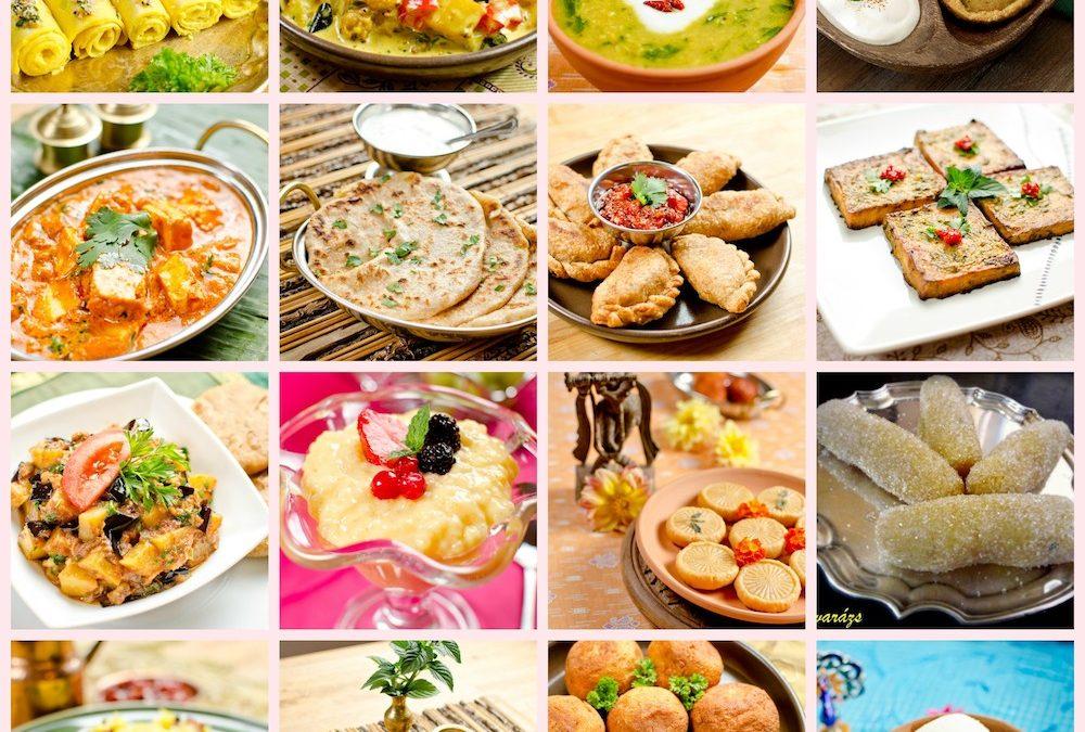 Ünnepi receptajánló indiai ételekkel